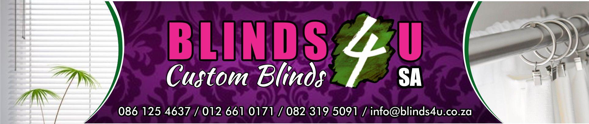 Blinds4U Banner 2021
